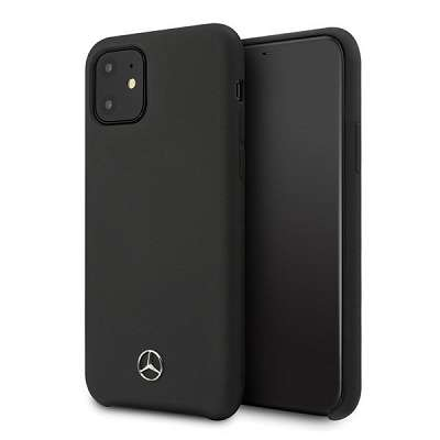 Originalen ovitek Mercedes (Silicone Line Collection) za iPhone 11