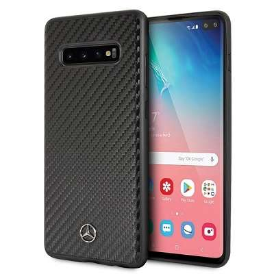 Originalen ovitek Mercedes (Dynamic Collection) za Samsung Galaxy S10 Plus