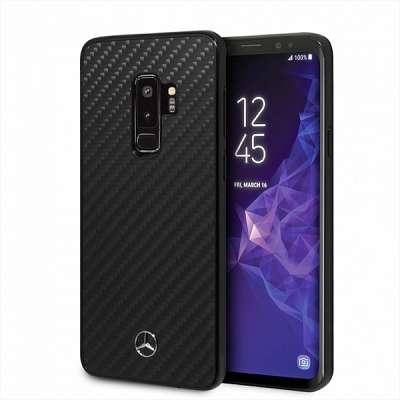 Originalen ovitek Mercedes (Dynamic Line Collection) za Samsung Galaxy S9 Plus