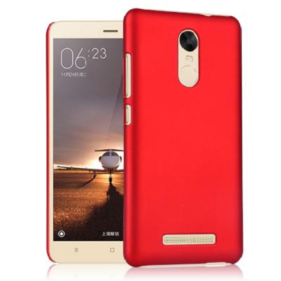 Ovitek PC (rdeč) za Xiaomi Redmi Note 3