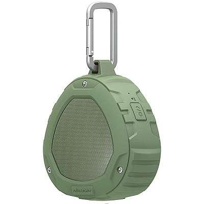 Nillkin S1 vodoodporen zvočnik Bluetooth (zelen)