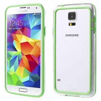 Bumper (zelen) za Samsung Galaxy S5