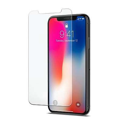 Kaljeno zaščitno steklo Nuglas za iPhone XR