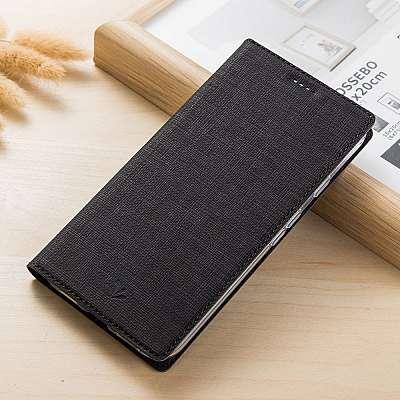 Preklopni ovitek Vili (black) za Sony Xperia XA1 Ultra